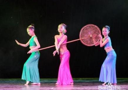 南昌少儿民族舞辅导机构