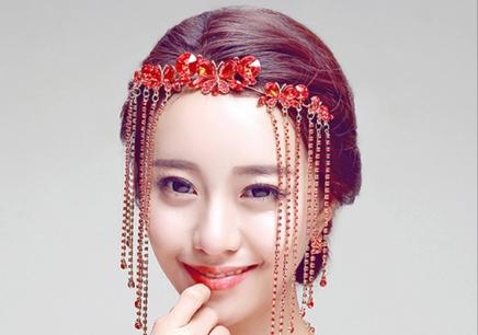 福州新娘跟妆精修班