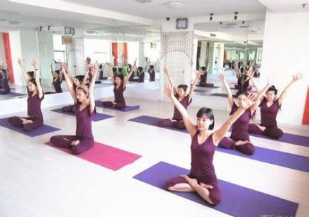 南昌瑜伽教练培训哪里好