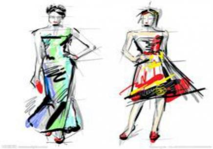 服装设计师班