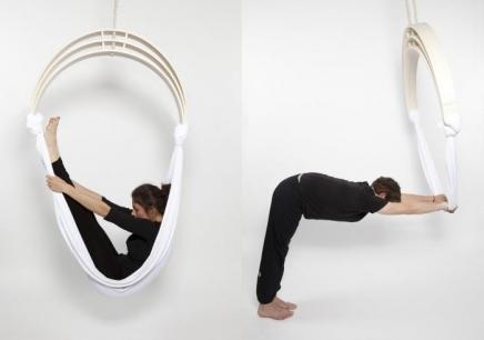 哈尔滨空中瑜伽辅导班