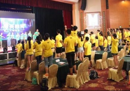 哈尔滨青少年领袖演说