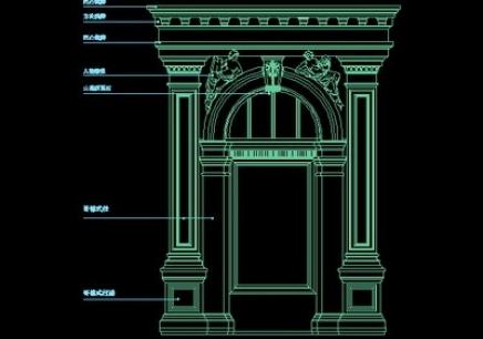 剖面,俯视图;  (3)结合具体的房屋户型图