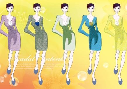 高级服装设计师