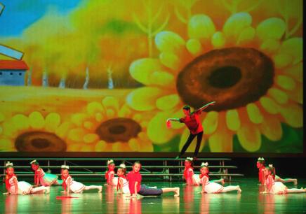 常州舞蹈辅导班