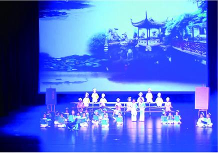 常州艺之梦中国舞培训