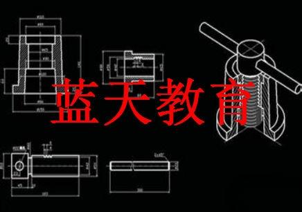 宁波机械设计cad课程