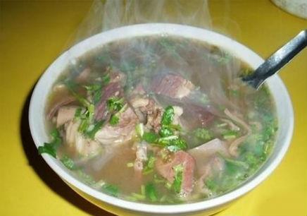 山东单县羊肉汤班