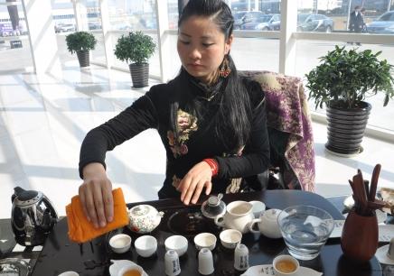 绵阳茶艺学校