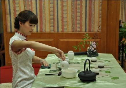 绵阳企业茶艺培训机构