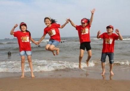 太原金色海滩海滨夏令营