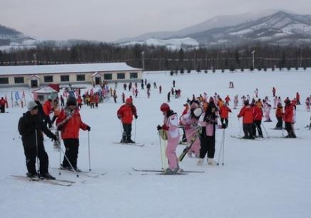 哈尔滨冬令营活动培训