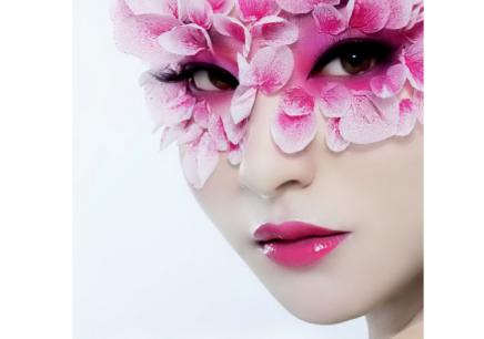 人物形象设计化妆图片