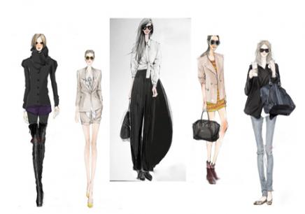 服装设计师时尚班