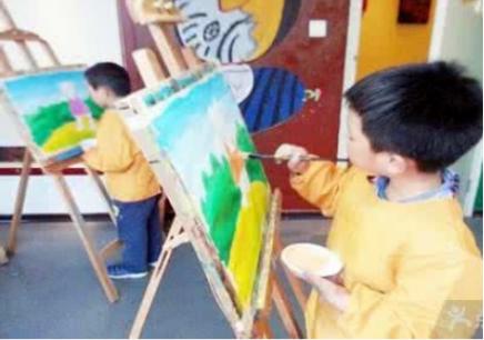 揚州美術培訓班價格