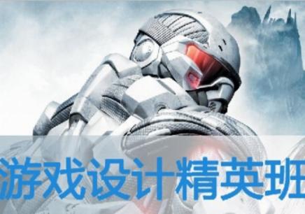 扬州游戏设计精英班