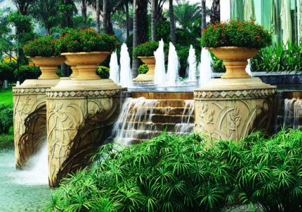 哈尔滨园林景观设计