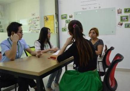 杭州职场口语培训班