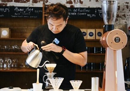 咖啡拉花入门培训