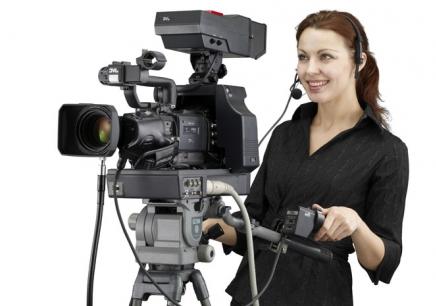 专业摄像师班