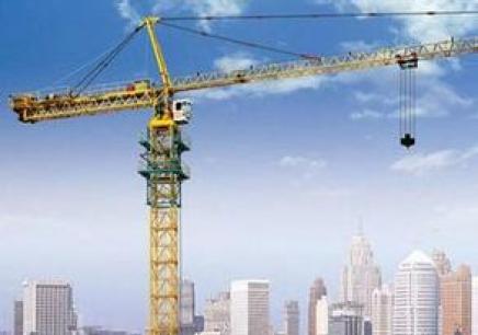 自立式塔吊结构设计模型图创新