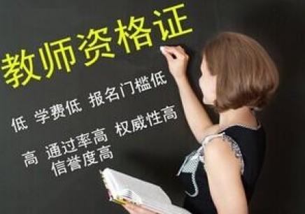 教师资格证网授课程
