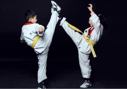 少儿跆拳道零基础培训班