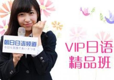 VIP日语精品班