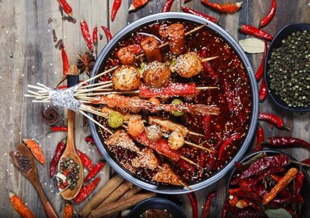 哈尔滨哪里学麻辣烫、烧烤、钵钵鸡培训哪里好?