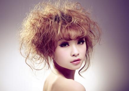 影楼清新,可爱发型