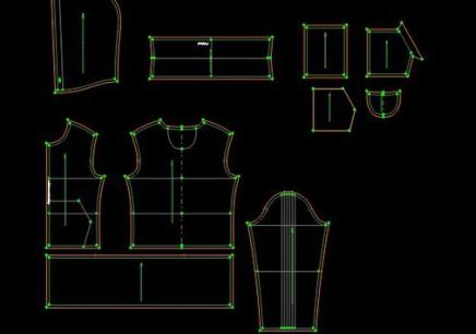 长沙时装设计培训班_服装纸样基础课程_教育联展网