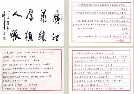 福州华南书法培训中心_书法专业