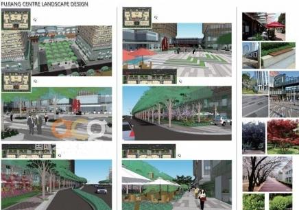 城市规划专业留学作品集培训