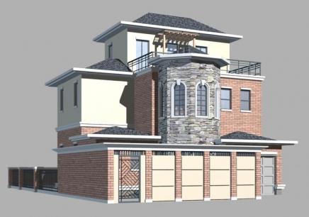 3D MAX模型渲染班