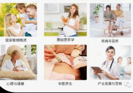 深圳健康管理师培训