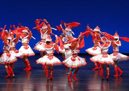 合肥少儿中国舞培训班
