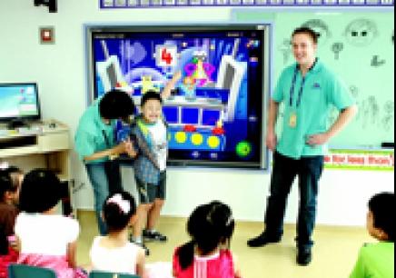 温州哪里有小学课程——瑞思英语短期培训机构