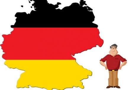 微信朋友圈德语配图