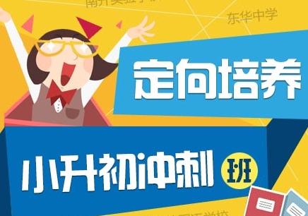 哪里有专业温州学大教育小升初名校冲刺培训
