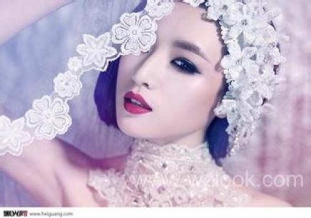 20-30年代中式百老汇妆及造型