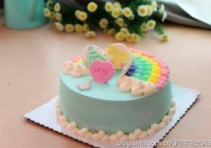 蛋糕彩铅教程图解步骤