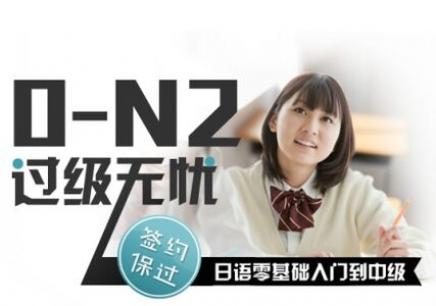 武汉扬格全日制日语N2精品班
