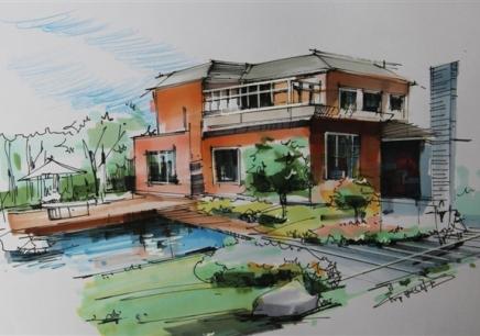 南昌如何选择环境艺术设计培训机构