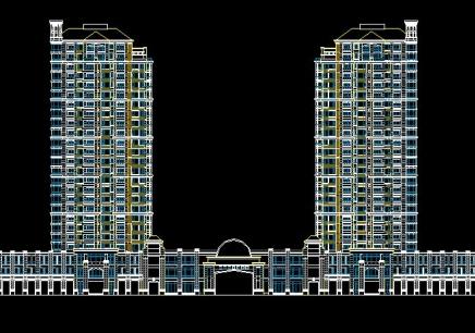 南昌哪里有建筑CAD制图培训班