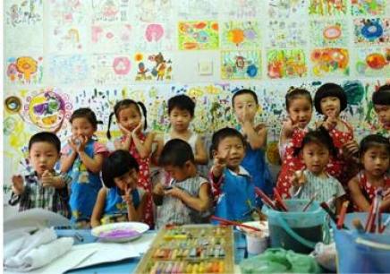 温州乐清哪里有美术启蒙短期培训机构