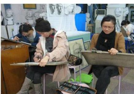 温州乐清哪里有成人美术短期培训机构