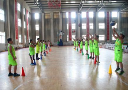 天津哪里有篮球冬令营