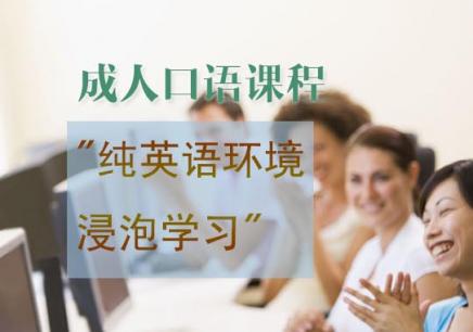 龙华外教口语班英语培训