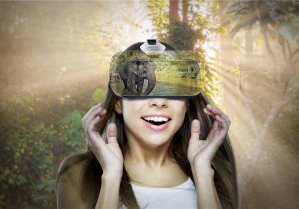 广州VR全景动画课程