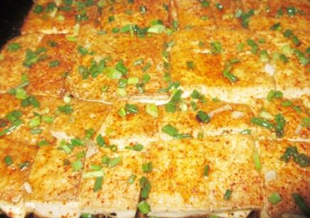 铁板豆腐/土豆